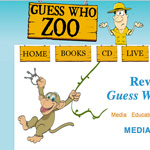 Guess Who Zoo, Children's Books