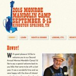 Monroe Mandolin Camp